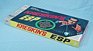 Kreskin's ESP Game, Milton Bradley, 1967 (Image1)