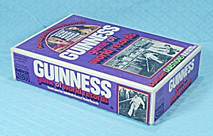 Guinness Game Of World Records, Parker Brothers, 1975