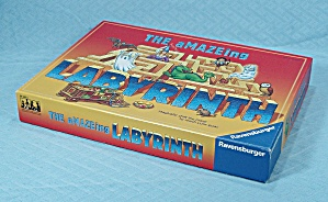 The Amazeing Labyrinth Game, Ravensburger, 2002