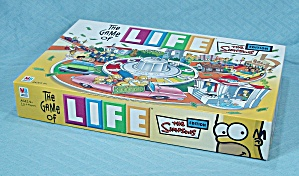 The Game of Life, The Simpsons Edition, Milton Bradley, 2004 (Image1)
