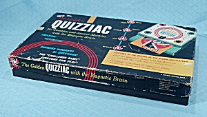 The Golden Quizziac Game, Capitol Publishing Co., 1960