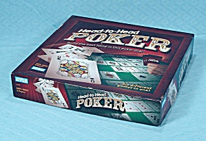 Head To Head Poker Game, Parker Brothers, 2005