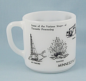 Federal Glass - Minnesota Taconite Country - Mug