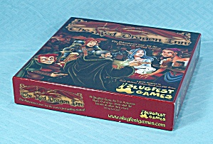 The Red Dragon Inn Game, Slugfest Games, 2007