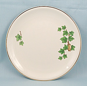 Paden City – Ivy  Bread & Butter Plate (Image1)