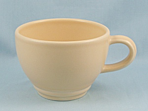 Pfaltzgraff  - Terrace Buttercream – Yellow Cup (Image1)