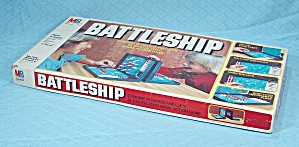 Battleship Game, Milton Bradley, 1978