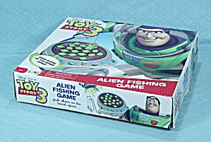 Toy Story 3 Alien Fishing Game, Cardinal