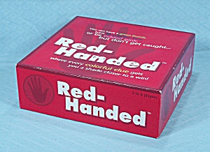Red-handed Game, Games For All Reasons, 2003