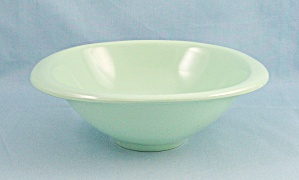 Melmac � Boonton, Belle, Mint Green Cereal Bowl, 1950�s (Image1)