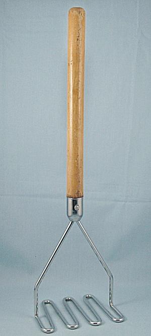 Extra Large Potato Masher/ Commercial Use Size (Image1)
