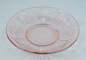 Sharon - Cabbage Rose � Pink Saucer	 (Image1)