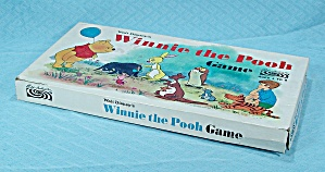 Winnie the Pooh Game, Parker Brothers, 1964 (Image1)