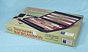 Tournament Backgammon, E.s. Lowe, 1973