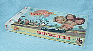 Sweet Valley High Game, Milton Bradley, 1988 (Image1)