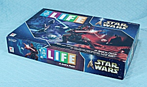 Game Of Life, Star Wars Edition, Milton Bradley, 2002