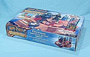 Harry Potter Levitating Challenge Game, Mattel, 2001
