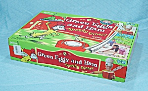 Dr. Seuss, Green Eggs And Ham Speedy Diner Game, 2009