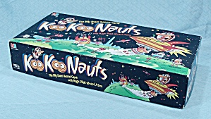 Koo Koo Nauts Game, Milton Bradley, 1995 (Image1)