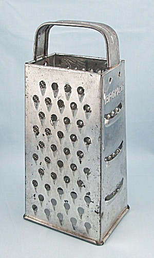 Bromco � Four Sided - Upright Grater (Image1)