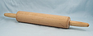 Maple - Wood Rolling Pin -2 (Image1)