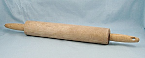 Maple - Wood Rolling Pin -3