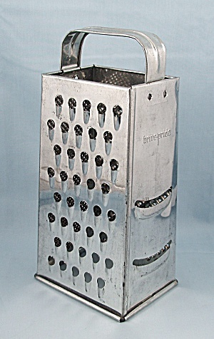 Brite Pride � Four Sided - Upright Grater (Image1)