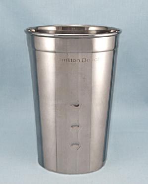 Hamilton Beach – Blender/Milkshake/Malt Cup (Image1)