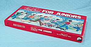 Trivial Pursuit For Juniors, Selchow & Righter, 1987