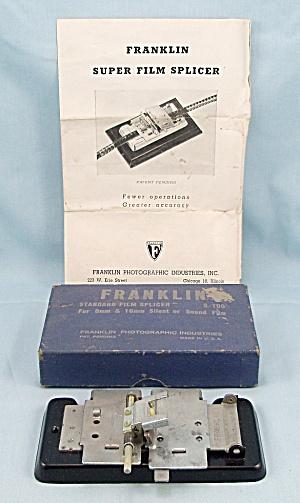 Franklin Film Splicer, S-100 (Image1)
