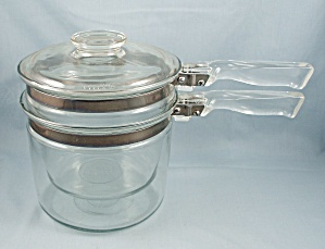 Pyrex - 6283 C - Double Boiler - 1-1/2 Quart