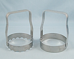 2-Kwik-Kut- Plain & Tooth Edge Food Choppers (Image1)