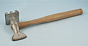 Ice Chipper /Wood Handle / Hatchet Shape (Image1)
