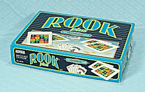 Rook Plus The Wild Bird Game, Parker Brothers, 1994