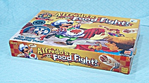 Alfredo's Food Fight Game, 2005