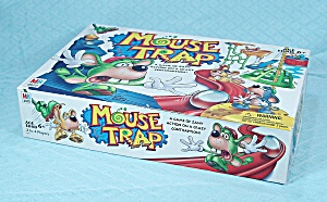 Mouse Trap Game, Milton Bradley, 2005