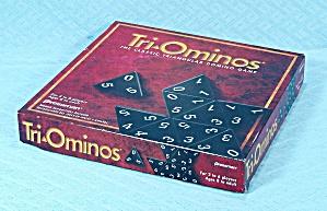 Tri-Ominos Game, Pressman, 1997 (Image1)