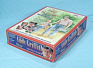 The Andy Griffith Show Trivia Game, Talicor, 1998