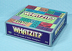 Whatzit? Game, Warren Industries, 2001