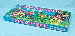 The New Zoo Revue Game, Christian Version, Ungame Co., 1981