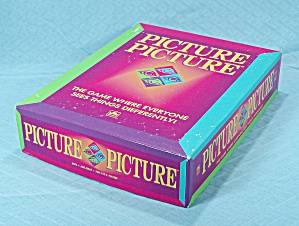 Picture Picture Game, Golden, 1992
