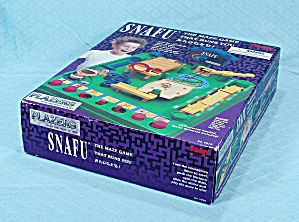 Snafu, The Maze Game, Tomy, 1995