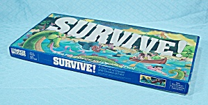 Survive! Game, Parker Brothers, 1982 (Image1)