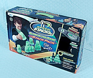 Speed Stacks, Glow-in-the-dark Stack Pack, Play Along, 2007