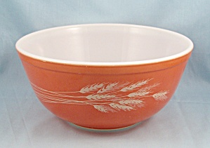 Pyrex 403 - Autumn Harvest - Large Bowl
