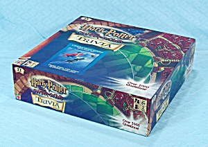 Harry Potter And The Chamber Of Secrets Trivia Game, Mattel, 2002