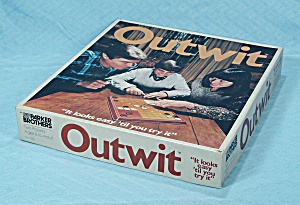 Outwit Game, Parker Brothers, 1978	 (Image1)