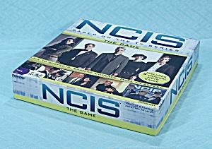 NCIS The Board Game, Pressman, 2010 (Image1)