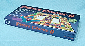 Presto Change-o Game, Educational Insights, 1987