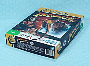 Indiana Jones Dvd Adventure Game, Parker Brothers, 2008